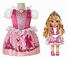 Jakks Pacific Set My first Disney Princess, Toddler Aurora si rochita