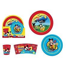 Disney Mickey Mouse - Set mic dejun