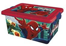 Marvel Ultimate Spider-Man - Cutie depozitare jucarii 3,7 l