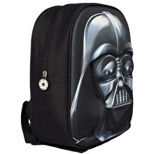 Star Wars Ghiozdan gradinita 3D Star Wars Darth Vader, 25x31x10 cm