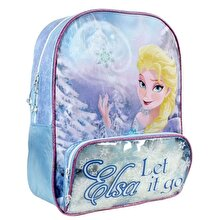 Disney Ghiozdan scoala Disney Frozen Queen Elsa, 30x41x15 cm