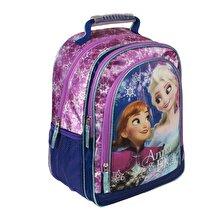 Disney Ghiozdan scoala Disney Frozen Elsa si Anna, 29x38x17 cm
