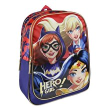 DC Comics Ghiozdan scoala Super Hero Girl, 42x31x13 cm