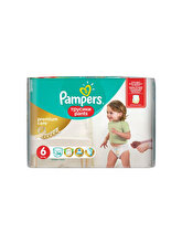 Pampers Scutece Pampers Premium Care Pants 6 Value Pack, 15+ kg, 36 buc.