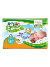 Babylino Scutece Babylino Sensitive 1 Newborn, 2-5 kg, 28 buc.