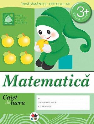 Matematica. 3 ani - Editia II-a