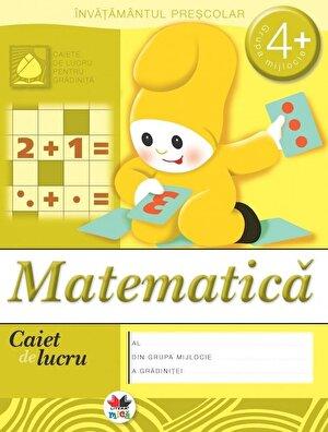 Matematica. 4 ani - Editia a II-a