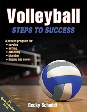 Volleyball: Steps to Success, Paperback
