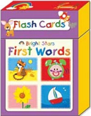 Flash Card Box Set - First Words Eva