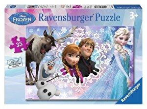 Puzzle Disney Frozen, 35 piese