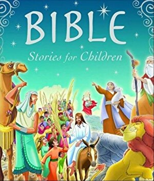 Bible Stories for Children (Padded)