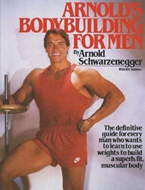 Arnold's Bodybuilding for Men, Paperback