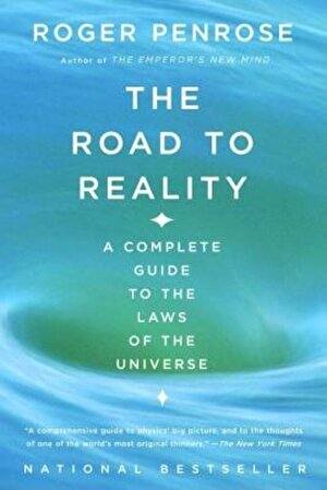 The Road to Reality: A Complete Guide to the Laws of the Universe, Paperback