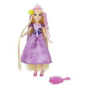 Disney Princess - Papusa Rapunzel, cu accesorii de par
