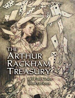 The Arthur Rackham Treasury: 86 Full-Color Illustrations, Paperback