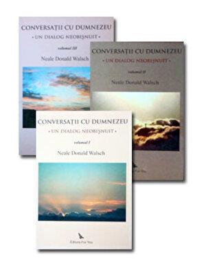 Conversatii cu Dumnezeu, Vol. I,II,III