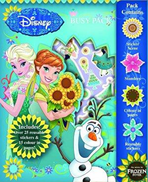Disney Frozen, Set complet Frozen Fever
