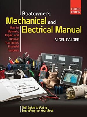 Boatowners Mechanical and Electrical Manual 4/E, Hardcover