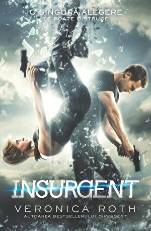Divergent. Insurgent, Vol. 2