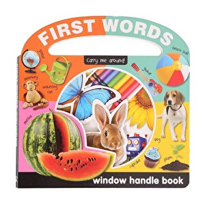 Window Handle Book - First Words