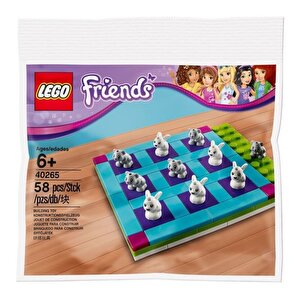 LEGO Friends, Joc tip X si 0
