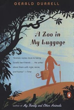 A Zoo in My Luggage, Paperback