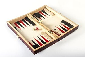 Joc Table de lemn