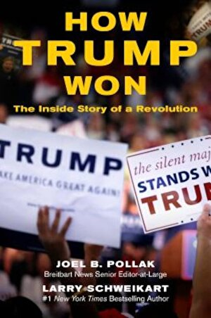 How Trump Won: The Inside Story of a Revolution, Paperback