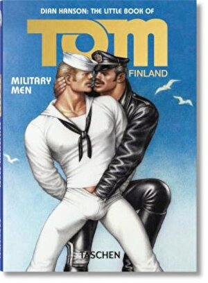The Little Book of Tom of Finland: Military Men, Paperback