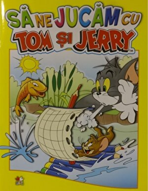 Sa ne jucam cu Tom and Jerry