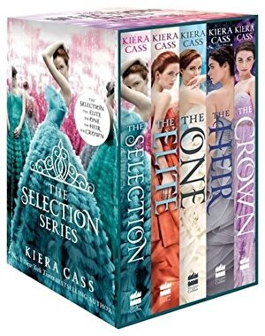 Selection Series 1-5: the Selection, the Elite, the One, the HeirAnd the Crown, The