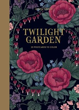 Twilight Garden 20 Postcards: Published in Sweden as