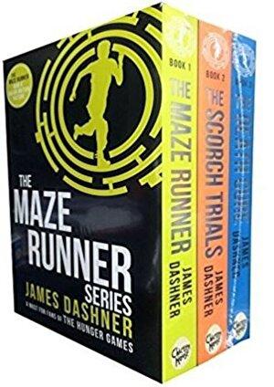 Maze Runner Series Classic X 3