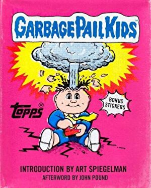 Garbage Pail Kids, Hardcover