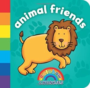 Rainbow Chunkies: Animal Friends