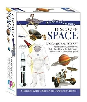 Wonders of Learning - Discover Space