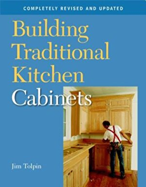 Building Traditional Kitchen Cabinets, Paperback