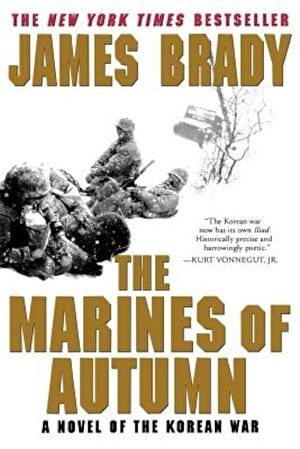The Marines of Autumn, Paperback