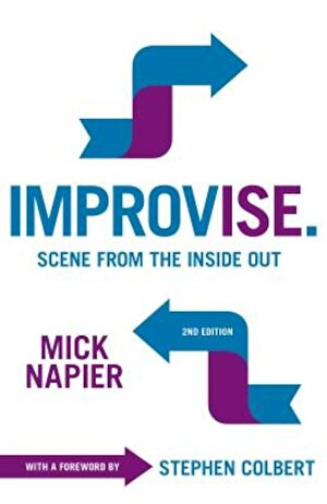 Improvise. Scene from the Inside Out, Paperback