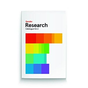 Gensler Research Catalogue: Volume 2, Paperback