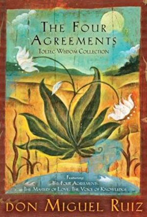 The Four Agreements Toltec Wisdom Collection: 3-Book Boxed Set, Hardcover