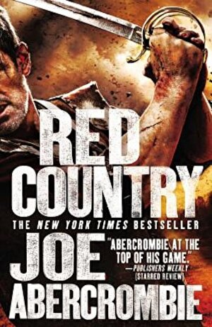 Red Country, Paperback
