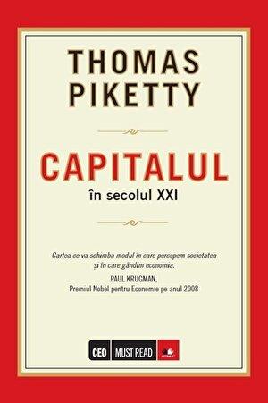 Capitalul in secolul al XXI-lea