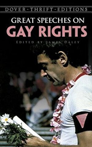 Great Speeches on Gay Rights, Paperback