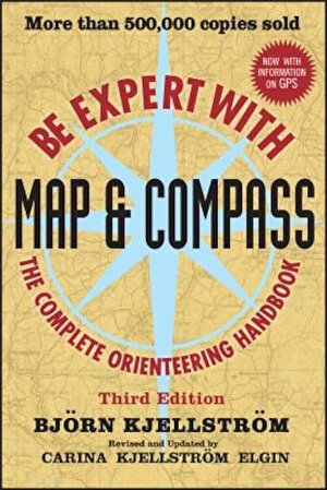 Be Expert with Map & Compass, Paperback
