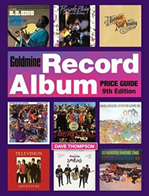 Goldmine Record Album Price Guide, Paperback