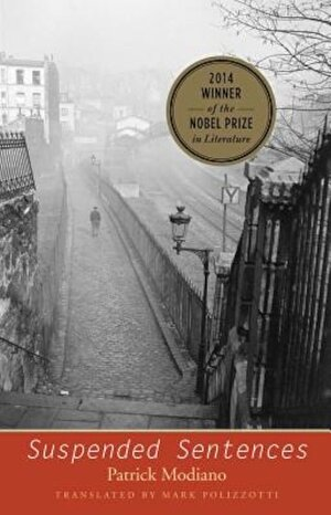 Suspended Sentences: Three Novellas, Paperback