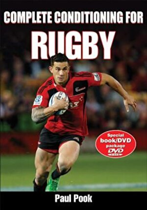 Complete Conditioning for Rugby [With DVD], Paperback