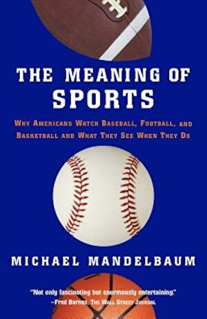 The Meaning of Sports, Paperback