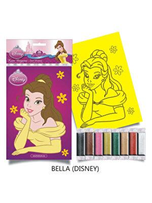 Plansa pictura nisip S, Belle